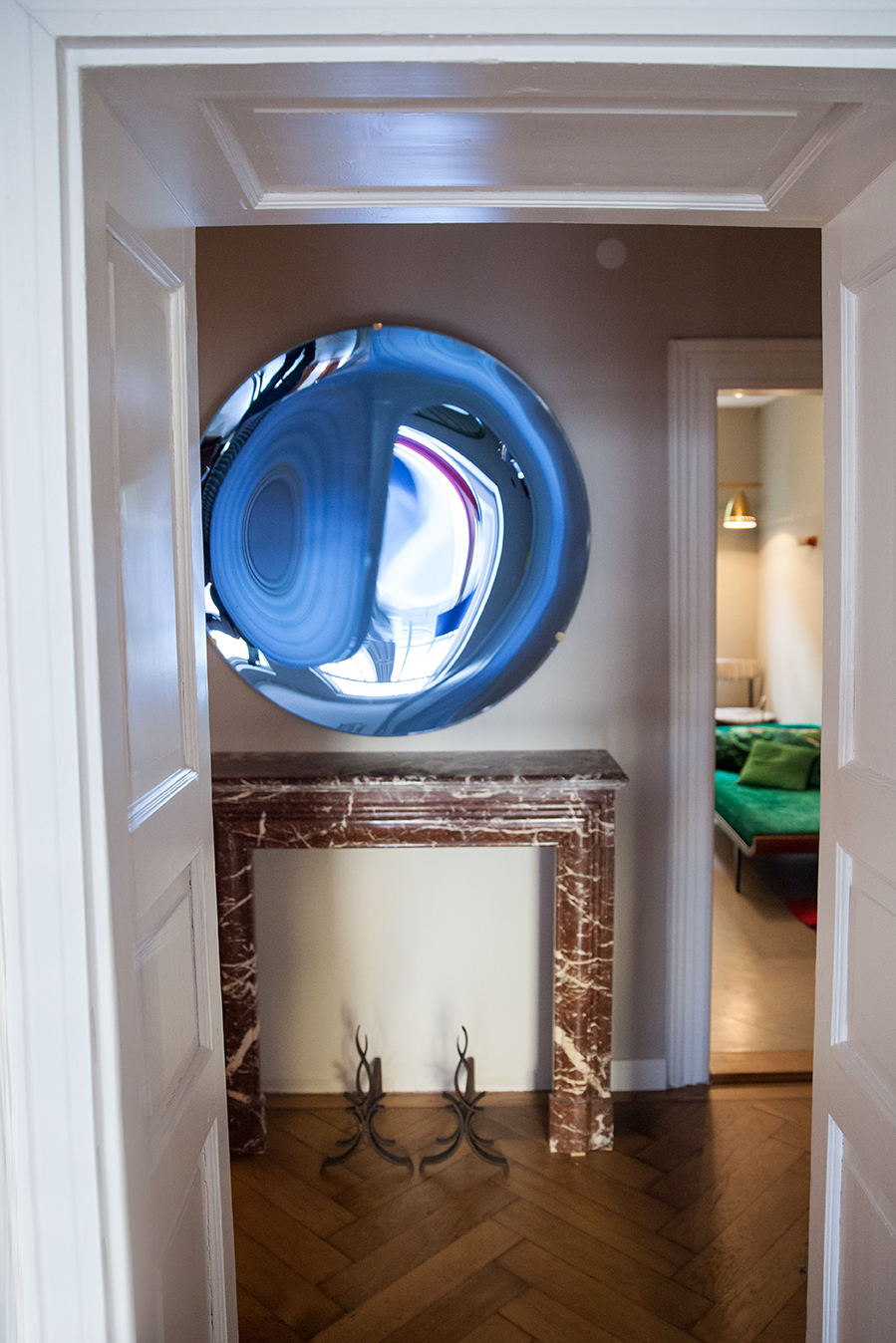 Amazing Concave Mirror Object